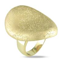 Miadora Gold Plated Cocktail Ring