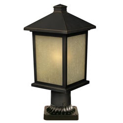 Holbrook Aluminum Oil-Rubbed Bronze Lighting Fixture