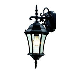 Wakefield Black 21-inch Lighting Fixture