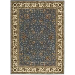 Nourison Persian Arts Light Blue Rug (9'6 x 13')