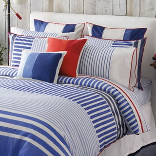 Shop Tommy Hilfiger Mariners Cove Sheet Set Free