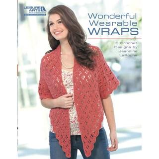 Leisure Arts-Wonderful, Wearable Wraps