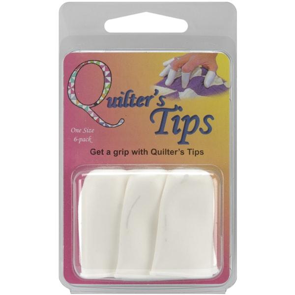 Quilter's Tips-White 6/Pkg
