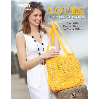 Leisure Arts-Totes For All Reasons