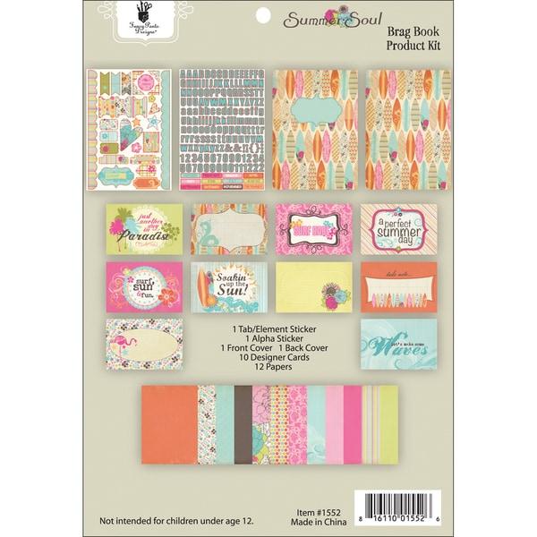Summer Soul Brag Book Kit-