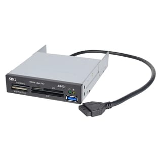 SIIG USB 3.0 Internal Bay Multi Card Reader
