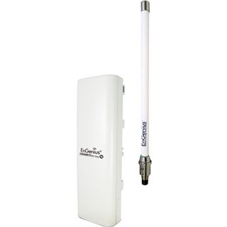 EnGenius ENH200EXT Kit w/ High-powered 150Mbps AP & 8 dBi Antenna, In