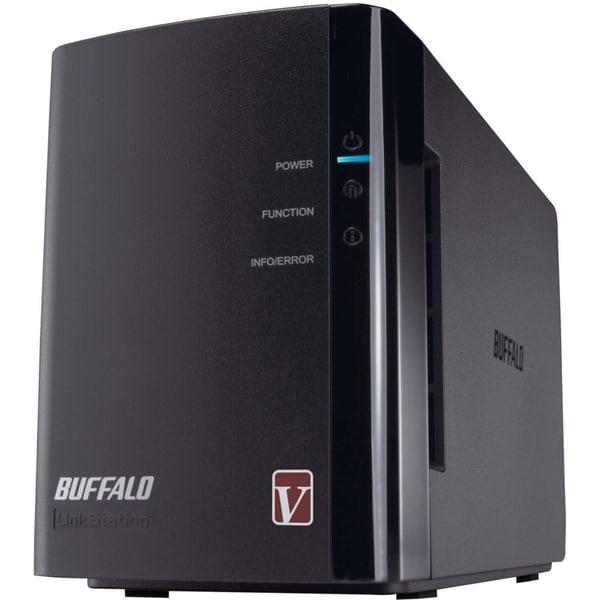 Buffalo LinkStation Pro Duo LS-WVL/E Network Storage Server