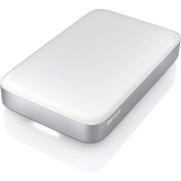 "Buffalo MiniStation Thunderbolt HD-PATU3 500 GB 2.5"" External Hard Dr"