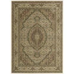 Nourison Persian Arts Ivory Rug - 5'3 x 7'5 - Thumbnail 0