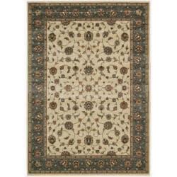 Nourison Persian Arts Ivory Area Rug - 5'3 x 7'5 - Thumbnail 0