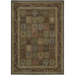 Nourison Persian Arts Multi Rug - 7'9 x 10'10 - Thumbnail 0