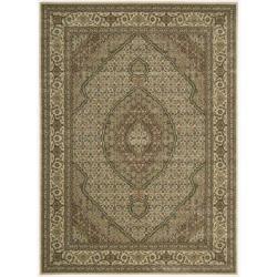 Nourison Persian Arts Ivory Rug - 7'9 x 10'10 - Thumbnail 0
