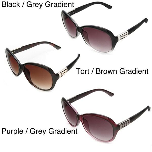 Hot Optix Women's Round Sunglasses