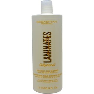 Sebastian Laminates Cellophanes 33.8-ounce Shampoo for Blondes