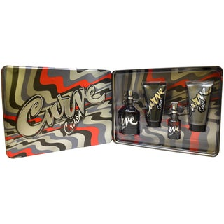 Liz Claiborne Curve Crush Men's 4-piece Fragrance Gift Set
