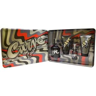 Liz Claiborne Curve Crush Men's 4-piece Fragrance Gift Set