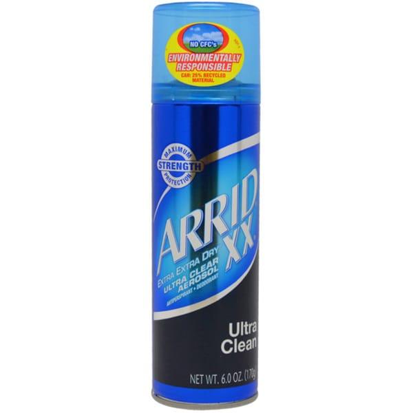 Arrid XX Dry Ultra Clean 6-ounce Deodorant Spray