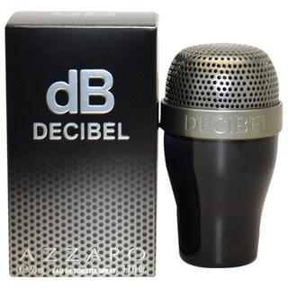 Loris Azzaro dB decibel Men's 1.7-ounce Eau de Toilette Spray
