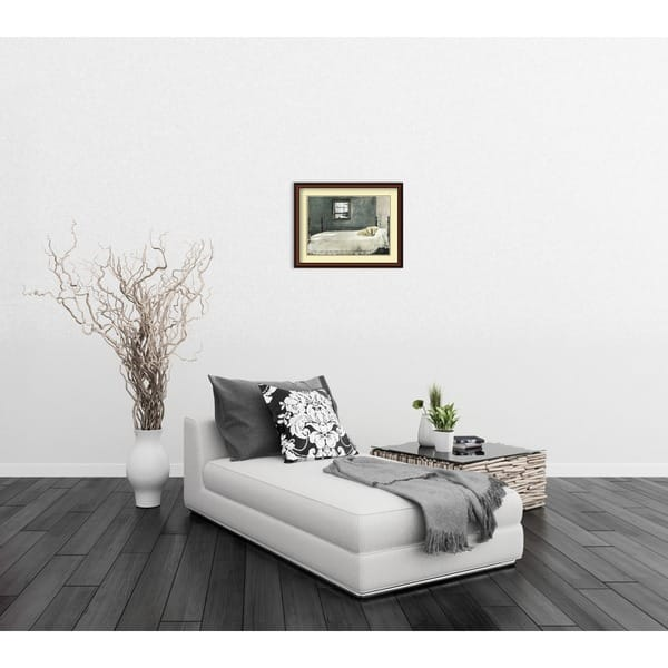 Shop Andrew Wyeth \'Master Bedroom\' Framed Art Print - Free ...