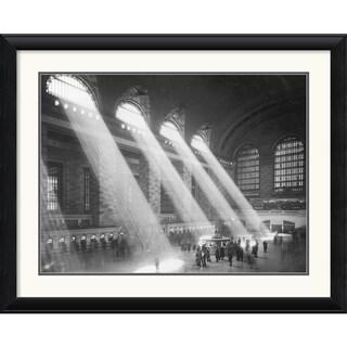 'Grand Central Station' Framed Art Print