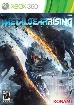 Xbox 360 - Metal Gear Rising: Revengeance