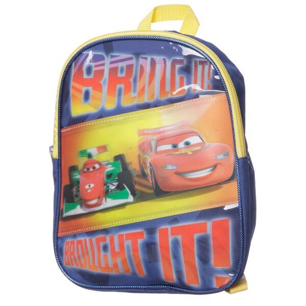 Disney Cars 'Bring It' Lenticular Kids Backpack