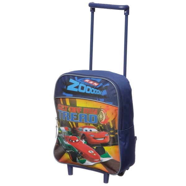 Disney 'Cars' 12-inch Rolling Backpack