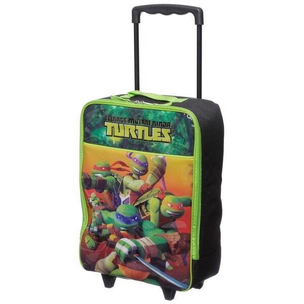 Teenage Mutant Ninja Turtles Rolling Carry On Upright