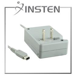 INSTEN Grey Travel Charger for Nintendo DSi