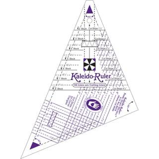 "Small Kaleido-Ruler-Makes 2""-8"" Blocks"