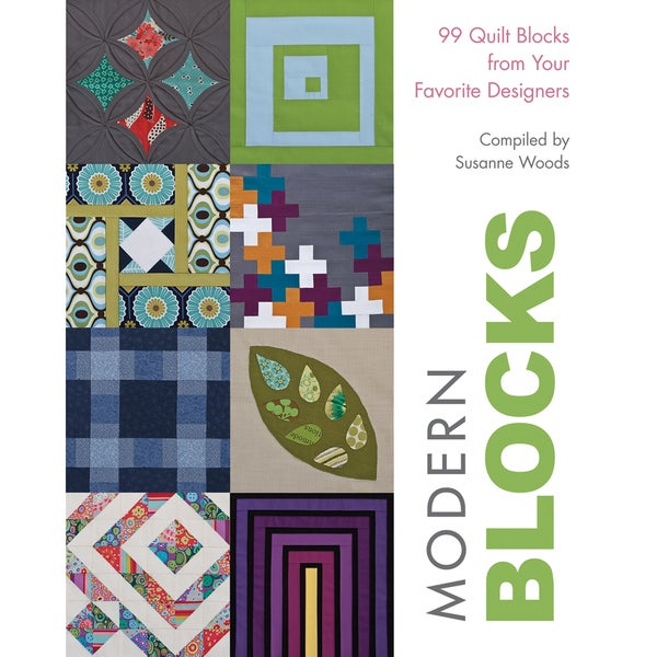 Stash Books-Modern Blocks
