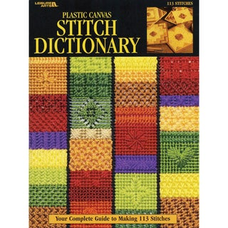 Shop Leisure Arts Plastic Canvas Stitch Dictionary Free