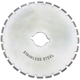 Havel's Stainless Steel Rotary Blade Refill - 'Skip' 45mm One/Package