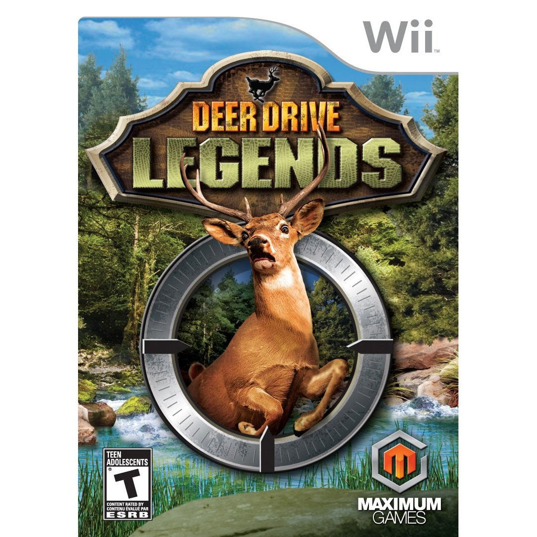 Wii - Deer Drive Legends