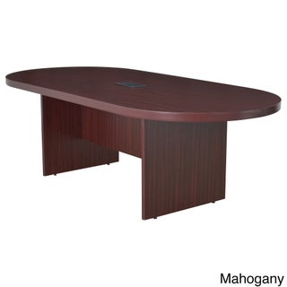 Regancy Seating 95-inch Race Track Conference Table with Power/Data Grommet (2 options available)