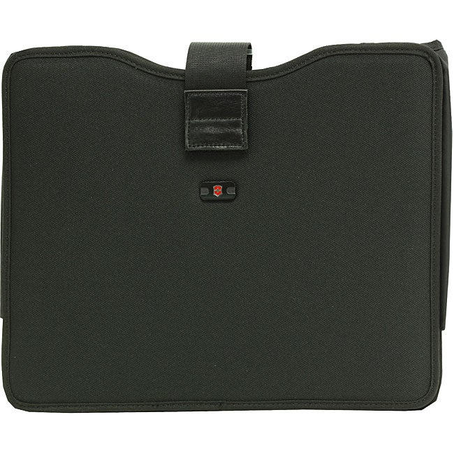 Victorinox Swiss Army 17-inch Black Laptop Sleeve - Thumbnail 0