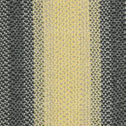 Safavieh Hand-woven Reversible Yellow/ Black Braided Rug (6' x 9' Oval) - Thumbnail 2