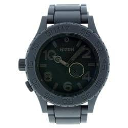 Nixon Men's 51-30 Gray Watch|https://ak1.ostkcdn.com/images/products/6789776/80/27/Nixon-Mens-51-30-Gray-Watch-P14326778.jpg?impolicy=medium