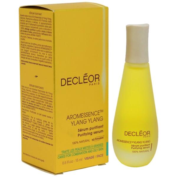 Decleor Aromessence Ylang Ylang - Purifying Concentrate The Elixir Beauty Grape Essence Facial Mask Sheet Korea Skin Care Moisturizing 35 Pack, MJ Care