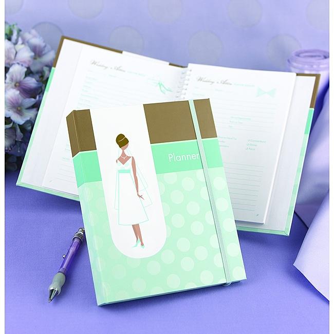 Contemporary Bride's Planner Book