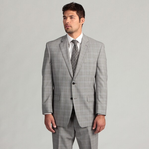 MICHAEL Michael Kors Men's 2-button Wool Suit