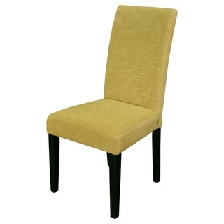 Aprilia Pear Upholstered Dining Chairs (Set of 2)