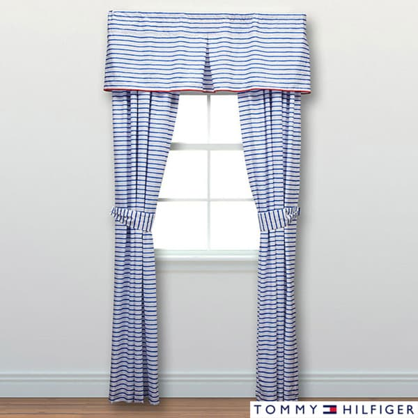 Tommy Hilfiger Mariners Cove Valance