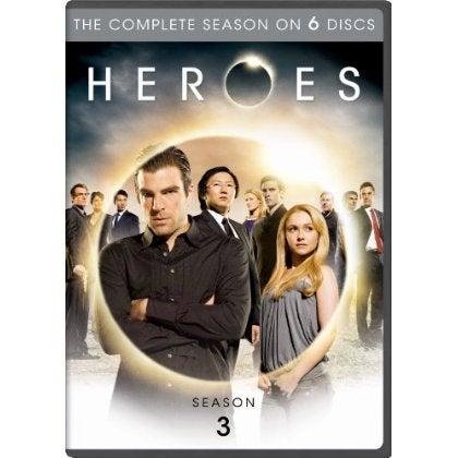 Heroes: Season 3 (DVD)