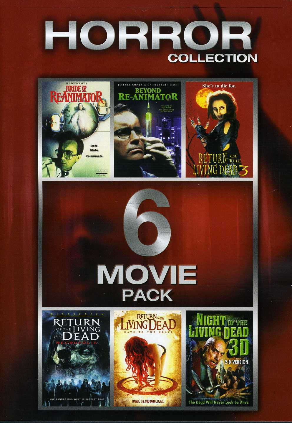 Horror Collection 1 (DVD)