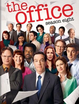 The Office: Season Eight (DVD)