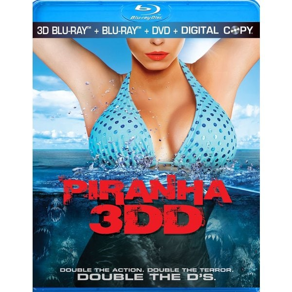 Piranha 3DD (Blu-ray/DVD)