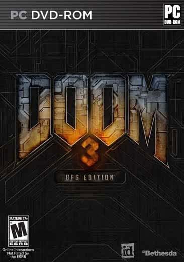 PC - Doom 3 BFG Edition