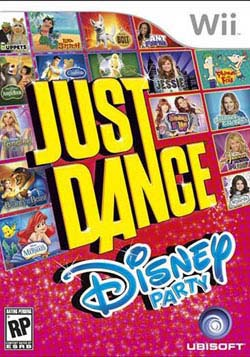 Wii - Just Dance: Disney Party